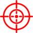ar-shoot-find-target icon