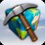 block-earth icon