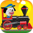 comomola-far-west-train-railroad-game-for-kids icon