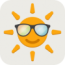 cool-weather-optimistic-weather-forecasts icon