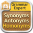 grammar-expert-synonyms-antonyms-and-homonyms icon