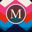 monogram-custom-wallpaper icon