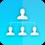 orgchart-organization-chart icon