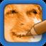 photo-sketch icon