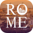 pilgrim-rome-guide icon