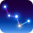 sky-guide-view-stars-night-or-day icon